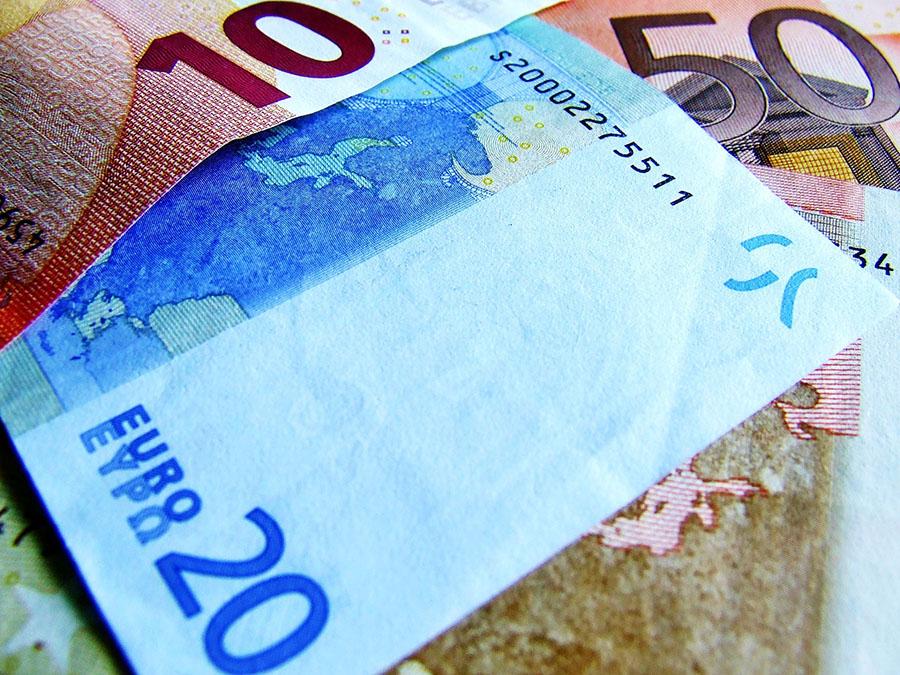 В чем необычность поведения евро в феврале 2020