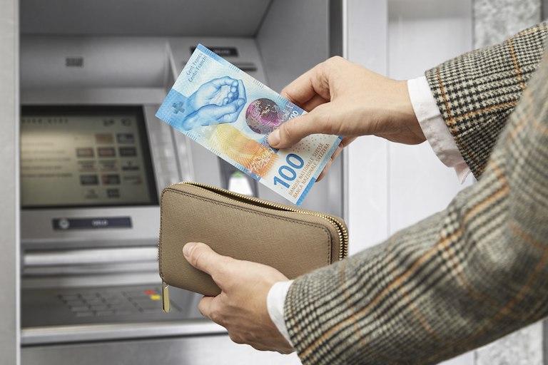 Новая банкнота 100 франков