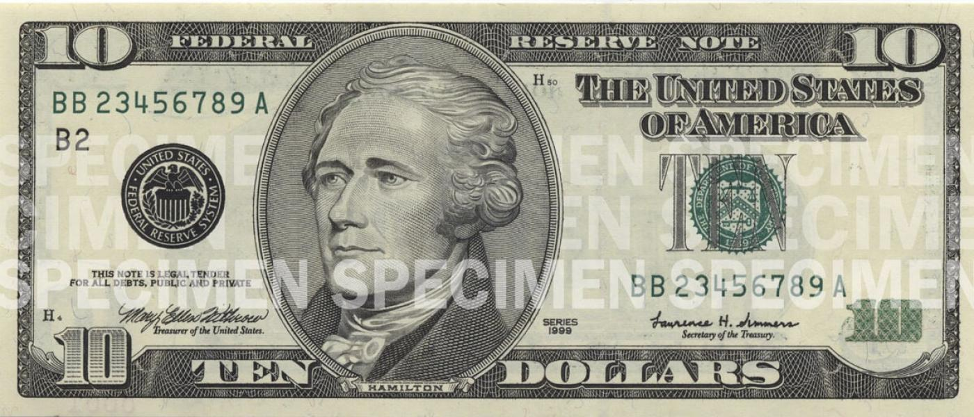 10 dollars